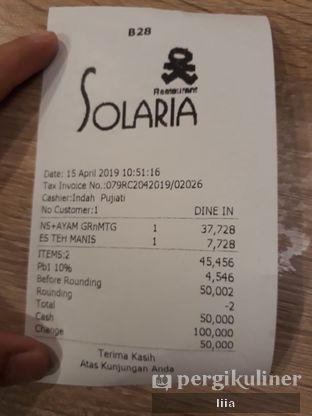 Foto review Solaria oleh Liia Liia 2