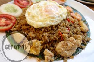 Foto 5 - Makanan di Bale Lombok oleh GetUp TV