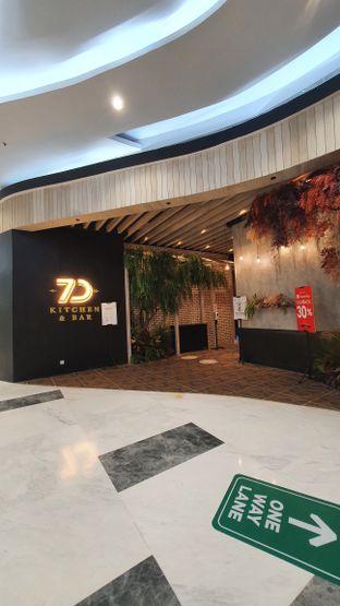 Foto review 7D Seven Days Kitchen & Bar oleh Yuli || IG: @franzeskayuli 7