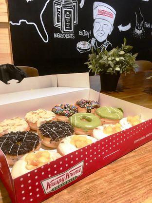 Foto 14 - Makanan di Krispy Kreme Cafe oleh Prido ZH