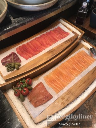 Foto review Pacific Restaurant and Lounge (PASOLA) - The Ritz Carlton Pacific Place oleh Hungry Mommy 6
