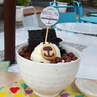 Foto 1 - Makanan(Ice cream dr Rollling pin ) di Rolling Pin Kitchen oleh Alicia  Lim