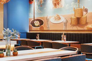 Foto 4 - Interior di Blueprint Bites & Brew oleh Indra Mulia