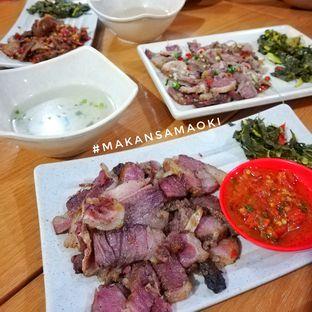 Foto review Sei Sapi Lamalera oleh @makansamaoki  2