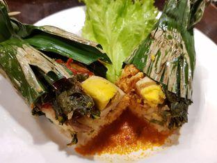Foto 2 - Makanan di Nasi Bakar Pasarame oleh Amrinayu