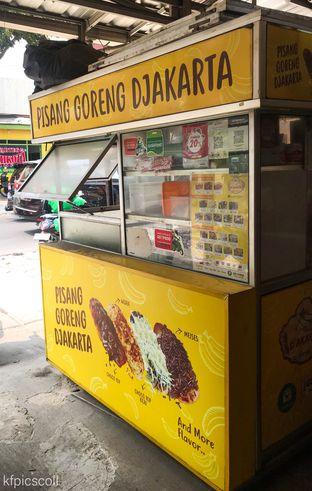 Foto 1 - Eksterior(Kios) di Pisang Goreng Djakarta oleh Kumala Yang