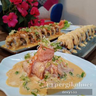 Foto review Baiza Sushi oleh Slimybelly  2