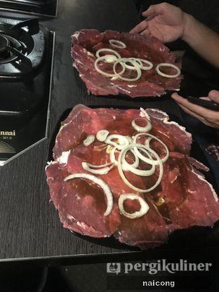 Foto 1 - Makanan di PSY Steamboat Yakiniku oleh Icong