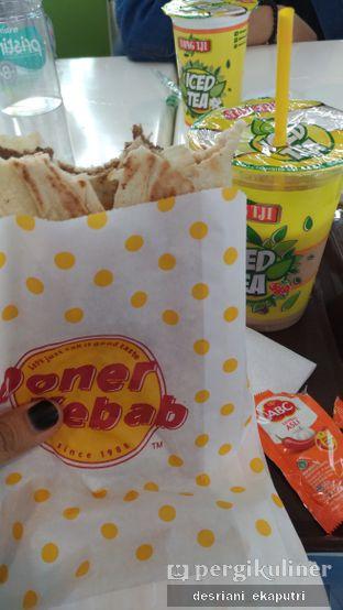 Foto 2 - Makanan di Doner Kebab oleh Desriani Ekaputri (@rian_ry)