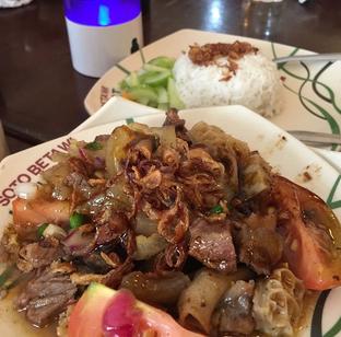 Foto 1 - Makanan di Soto Betawi H. Mamat oleh Mitha Komala