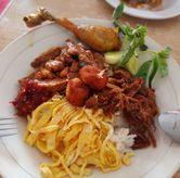 Foto Nasi langgi special di RM Tungku Semarang