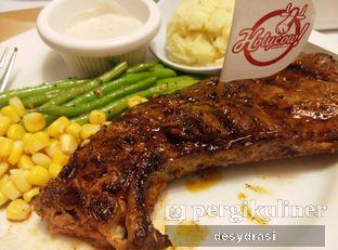Foto 1 - Makanan di Holycow! STEAKHOUSE by Chef Afit oleh Desy Mustika