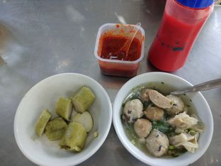 Foto 2 - Makanan di Bakso Perdana By Gondrong oleh Tia Oktavia