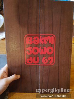 Foto 2 - Menu di Bakmi Jowo DU67 oleh Veranyca Handoko