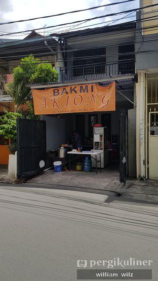 Foto 3 - Eksterior di Bakmi Akiong oleh William Wilz