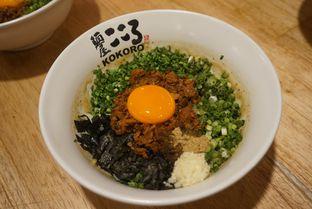 Foto 6 - Makanan di Kokoro Tokyo Mazesoba oleh Me and Food