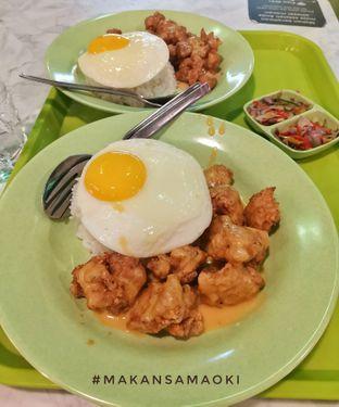 Foto review Salty Sam oleh @makansamaoki  1