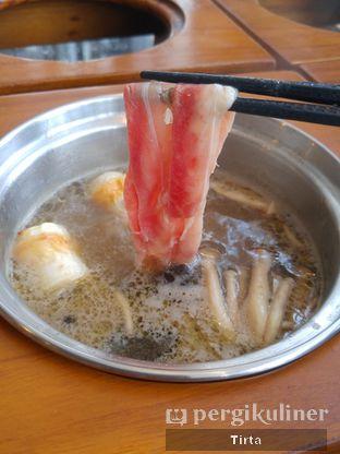 Foto 1 - Makanan di On-Yasai Shabu Shabu oleh Tirta Lie