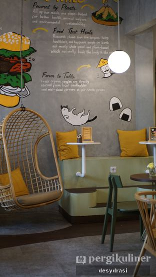 Foto review Burgreens Eatery oleh Desy Mustika 8