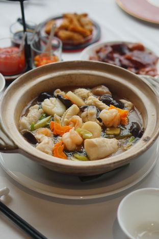 Foto 3 - Makanan di Pearl - Hotel JW Marriott oleh Nanakoot