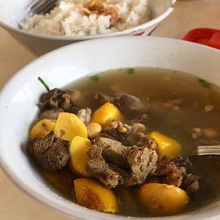Foto 1 - Makanan di Sop Ayam Pak Min Klaten oleh denise elysia