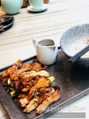 Foto 4 - Makanan(chicken teriyaki with garlic sesame rice) di Gormeteria oleh Sienna Paramitha