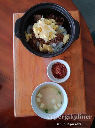 Foto 2 - Makanan(Gyu Tan Don) di District Dago Cafe & Resto oleh Iin Puspasari