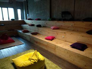 Foto 11 - Interior(Theater di Lantai 4) di Diskusi Kopi dan Ruang Berbagi oleh Eunice