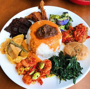Foto 2 - Makanan di Sepiring Padang oleh Della Ayu