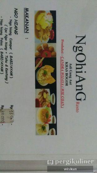 Foto review Ngo Hiang Asli Gg. Aut oleh D G 2