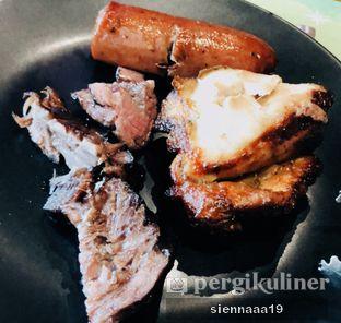 Foto 5 - Makanan(grilled chicken sausage) di Tucano's Churrascaria Brasileira oleh Sienna Paramitha