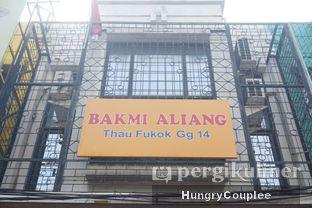Foto 5 - Eksterior di Bakmi Aliang Gg. 14 oleh Hungry Couplee