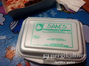 Foto 2 - Makanan di Sam's Strawberry Corner oleh Aprilia Putri Zenith