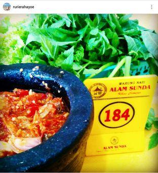 Foto 2 - Makanan(Sambel Dower) di Warung Nasi Alam Sunda oleh Rury Rahayu Dee