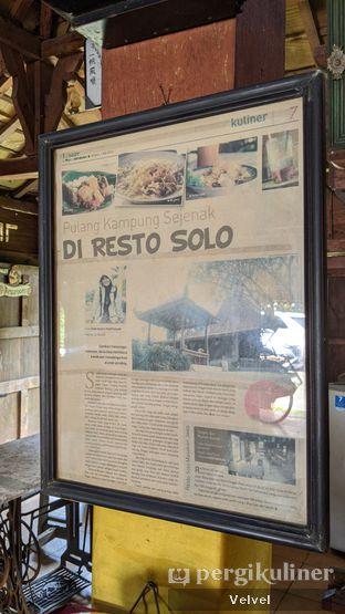 Foto review Resto Solo oleh Velvel  8