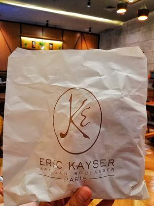 Foto 1 - Makanan di Eric Kayser Artisan Boulanger oleh @makansamaoki