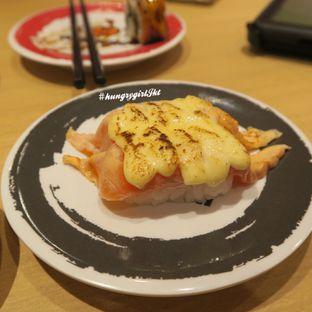 Foto 7 - Makanan di Genki Sushi oleh Astrid Wangarry