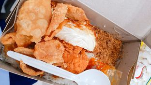 Foto review Nasi Kulit Malam Minggu oleh Dwi Muryanti 1