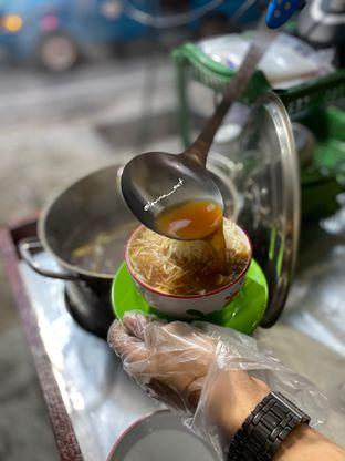 Foto review Kembang Tahu & Susu Jahe Merah Naomi oleh Levina JV (IG : @levina_eat & @levinajv) 7