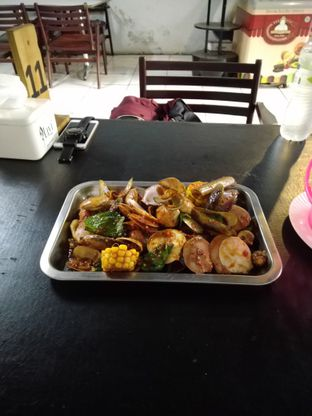 Foto review Ma'Kerang oleh Yanti Mandasari 1