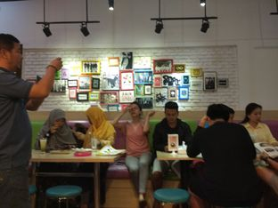 Foto 2 - Makanan di Chingu Korean Fan Cafe oleh Weni DwiJayanti