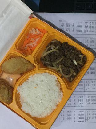 Foto 1 - Makanan di HokBen (Hoka Hoka Bento) oleh yudistira ishak abrar