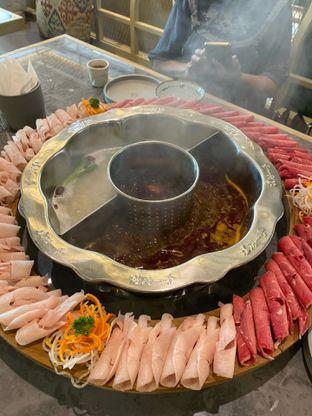Foto 3 - Makanan di Chongqing Liuyishou Hotpot oleh Maria Marcella