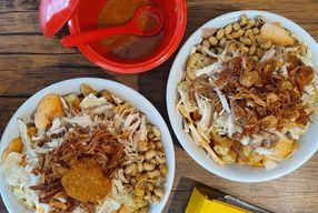 Foto Bubur Ayam Khas Mayong Kelapa Gading