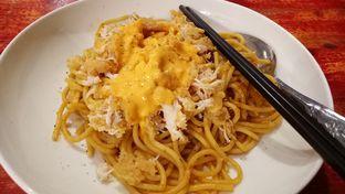 Foto 2 - Makanan(Spaghetti Bumbu Keju) di Waroeng Western oleh maysfood journal.blogspot.com Maygreen