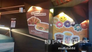Foto review Dunkin' Donuts oleh mufidahfd 5