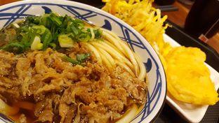 Foto - Makanan(Niku Udon) di Marugame Udon oleh Avien Aryanti