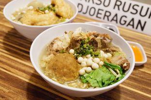 Foto 1 - Makanan di Bakso Rusuk Djoeragan oleh Mariane  Felicia