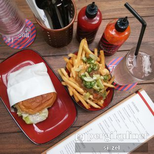 Foto review Le Burger oleh Zelda Lupsita 1