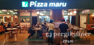 Foto review Pizza Maru oleh @teddyzelig  2